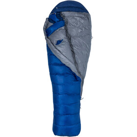 Marmot Sawtooth - Sac de couchage - Regular bleu
